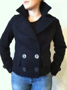 Spiewak | Threadflip Pea Coat, Jackets, Inspiration, Fashion, Down Jackets, Biblical Inspiration, Moda, Parka Coat, Fashion Styles
