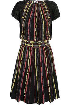 M Missoni Crochet-knit dress | THE OUTNET