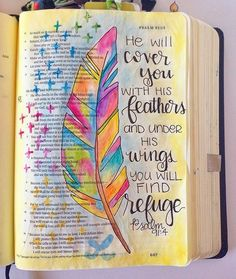 Bible Journaling by Grace Veenker /graceveenker/