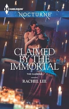 A vampire mage and a modern cop team up to battle evil magic… When police sergeant Caro Hamilton witnesses a man being killed by an invisible assailant, she suspects a detective. Rachel Lee, Police Sergeant, Vampire Books, Quotes For Book Lovers, Detective Agency, Paranormal Romance, Save Her, Book Nooks, Nocturne