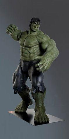 Decor: Hulk by Studio Oxmox