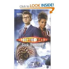 Doctor Who: Sick Building Doctor Who, Sick, That Look, Baseball Cards, Adventure, Reading, Books, Movie Posters, Livros