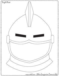 Knight Mask ~ Knights  Castles - Knight Printout ~ Knight Printable ~ Knight Theme ~ Knights Coloring Pages ~ Drawing - Writing - Stories - Knight Story Rocks Knight Activities ~ Knights Preschool ~ Knight Kindergarten - First Grade - Second Grade - Third Grade - Writing Prompts - Sentence Starters - Story Prompts - Story Maps - www.crekid.com - Where Creativity  Imagination come to Life