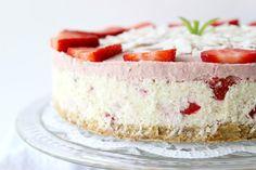 Zdravý recept: Famózny Raw jahodový cheesecake - KAMzaKRÁSOU.sk