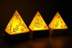 Stephanie Fuhrmann • Unabhängige Stampin' Up! Demonstratorin • Raum Hameln, Hildesheim, Hannover: Blog Hop: Leuchtpyramide mit Anleitung