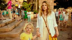 Still of Drew Barrymore and Alyvia Alyn Lind in Blended (2014)