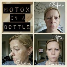 $34.50 Face Lift with Activator 30+ applications you can get 60 if you use half the amount which is totally doable. Amazing results from our instant facelift!  Lasts 24-72 hours  Contains albumin (an egg white-derived ingredient) and elastin  ♀️Revives dull, tired skin by improving the appearance of the skin's tone and texture  Delivers much-needed conditioning to the skin   PM me for more info or to order!  www.beautyboxbyjen.com Beauty Box ByJen