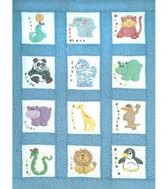 Jack Dempsey Stamped Nursery Quilt Blocks-Zoo Animals Jack Dempsey http://www.amazon.com/dp/B0019D48IC/ref=cm_sw_r_pi_dp_VN0kub1WZ7W9H