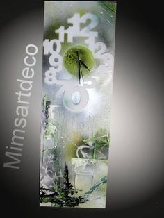 Garden Voss Bottle, Water Bottle, Art Moderne, Design Moderne, Home Deco, Painting, Dimensions, Garden, Facebook