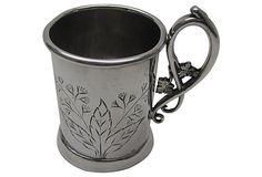 1880s Silverplate Cup on OneKingsLane.com