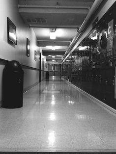 School Hall Way
