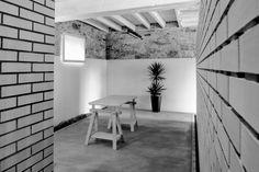 #architecture #brick #tijolo #arquitectura #minimal #design #interiors #interiores #10dedosvalentes #espaço355 #klinker