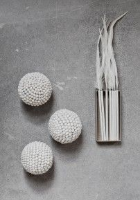 LW Feather pens And Shell Balls LOVE WARRIORS |  - Home deco  - full collection www.lovewarriors.se