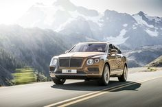 2016 New Bentley Bentayga Technical Specification  #2016 #NewBentleyBentayga #bentley #bentayga #Technical #Specification