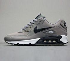 Nike Air Max 90 Grey-White-Black