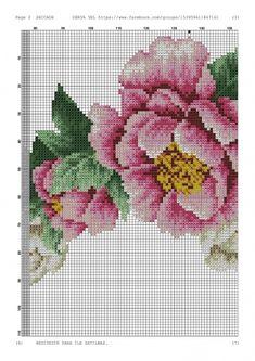 Geri Dönüşüm Projeleri Cross Stitch Rose, Cross Stitch Flowers, Fair Isle Pattern, Prayer Rug, Purple Roses, Counted Cross Stitch Patterns, Needlepoint, Floral, Crafts