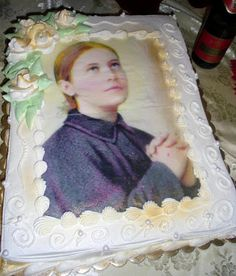 St Gemma Galgani: St Gemma's 135th birthday