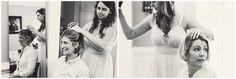 Sarah & Kendall's Eclectic DIY Wedding at The Solarium