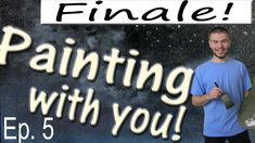 We are finishing the Starry Nighttime Scene oil painting in this episode! Please be sure to vote for what subject you would like for the next oil painting with you. To vote, please visit: www.paintwithkevin.com/vote