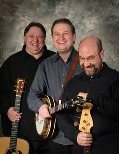 The Kruger Brothers at Silver Dollar City during Bluegrass & BBQ Festival 2012