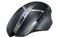"""Logitechlançanovo mouse gamer sem fio, com nome deG602, o novo gadget terá a maior autonomia do mercado neste tipo de produto. Bastam duas pilhas AA para o acessório funcionar até 250 horas sem precisar ser carregado no modo """"performance"""", para jogos, e até 1400 horas em um modo de atuação menos"""
