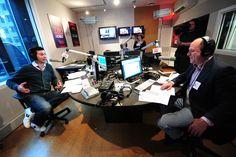 James Cybulski and Dave Naylor on Cybulski & Co. on TSN 1050