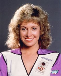 Catherine Hicks went on to play the mother in the TV show 7th Heaven.  Promotional Photo, Star Trek IV: The Voyage Home