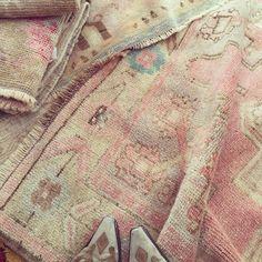 pink & vintage . rachel ashwell