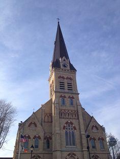 Church in Watertown Wisconsin