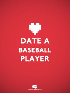 date a baseball player - Quote From Recite.com #RECITE #QUOTE