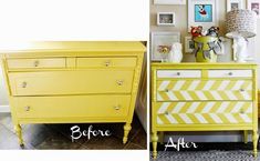 Everyone Can Make! 19 DIY Refurbished Furniture Ideas