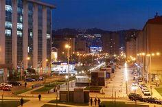 Aparcamiento subterráneo y Plaza pública Luis Seoane