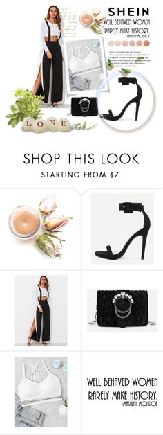 """SheIn 5/VI"" by amina-haskic ❤ liked on Polyvore featuring WALL, Deborah Lippmann and shein"