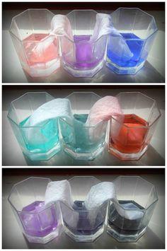 Mamà recicla: Vasos comunicants / Vasos comunicantes
