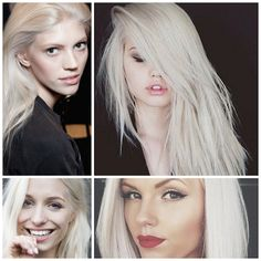 White blonde hair is gorgeous, almost otherworldly. It's an often coveted and rarely achieved shade. Getting icy blonde is a process and a commitment, but armed with right knowledge you can achieve...