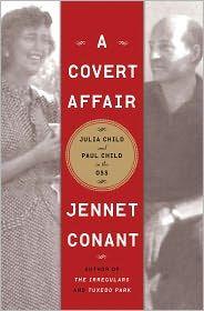 Hard to imagine Julia as a spy! Fascinating read.