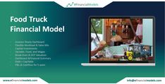 eFinancialModels offers a wide range of industry specific excel financial models, projections and forecasting model templates from expert financial modeling freelancers. Financial Planning, Business Planning, Food Truck Business, Fundraising, A Food, Flexibility, Budgeting, Investing, Trucks