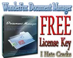 WonderFox Document Manager Download With Registration Code - I Hate Cracks | I Hate Cracks