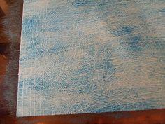 Paste Paper Tutorial by coco8199, via Flickr