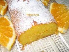 Torta / Rolo de Laranja