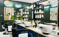Murdock London barbers Soho