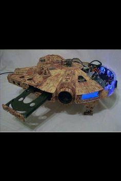 Millennium falcon xbox