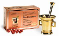 Pharma Nord Bio Caroteen 150 softgels - Bio-Caroteen bevat 6 mg zuivere B�ta-Caroteen, ongeveer evenveel is aanwezig in 70 gram wortels. B�ta-Caroteen is de stof waar het lichaam zelf vitamine A uit aanmaakt. Het lichaam maakt niet meer vitamine A aan uit B�ta-Caroteen dan het nodig heeft. Bij hogere doseringen kan een bruine verkleuring van de huid ontstaan. B�ta-Caroteen * helpt bij het behoud van een normale huid en ondersteunt het herstellend vermogen van de huid * helpt het…