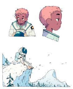 bigger astronaut