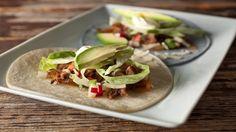 Recettes - Signé M - TVA - Tacos, salsa de radis