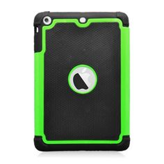 Eagle Cell Armor Vision Silicone and Hard Cover Case for iPad mini - Black/Green (PAIPADMINIV3BKGR) Eagle Cell http://www.amazon.com/dp/B00D4YHRYG/ref=cm_sw_r_pi_dp_XA.Xub1BZJ1QB