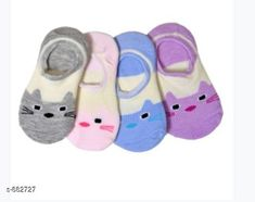 Socks Kids Elite Fancy Socks Material: Cotton Size: Free Size Age Group: 2-5 years Description:It Has 4 Pair Of Kids Socks   Work: Printed Country of Origin: India Sizes Available: 1-2 Years, 2-3 Years, 3-4 Years, 4-5 Years, 5-6 Years, 6-7 Years, 7-8 Years, 8-9 Years, 9-10 Years, 10-11 Years, 11-12 Years, 12-13 Years, 13-14 Years, 14-15 Years, 15-16 Years, Free Size   Catalog Rating: ★4 (449)  Catalog Name: Kids Elite Fancy Socks Vol 4 CatalogID_102955 C63-SC1194 Code: 022-882727-234