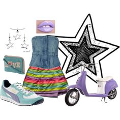 LOVE THIS SKIRT!!, created by pezgrlpatty.polyvore.com