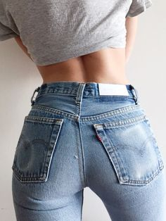 I loved when pockets used to value a girl's butt, not put them down