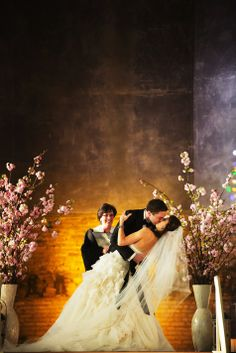 Passionate first kiss as husband and wife - Adagion Studio Photography Luxury Wedding, Dream Wedding, Wedding Day, Funny Wedding Photos, Wedding Pictures, Renewal Wedding, Wedding Photography Poses, Wedding Photo Inspiration, Love And Marriage